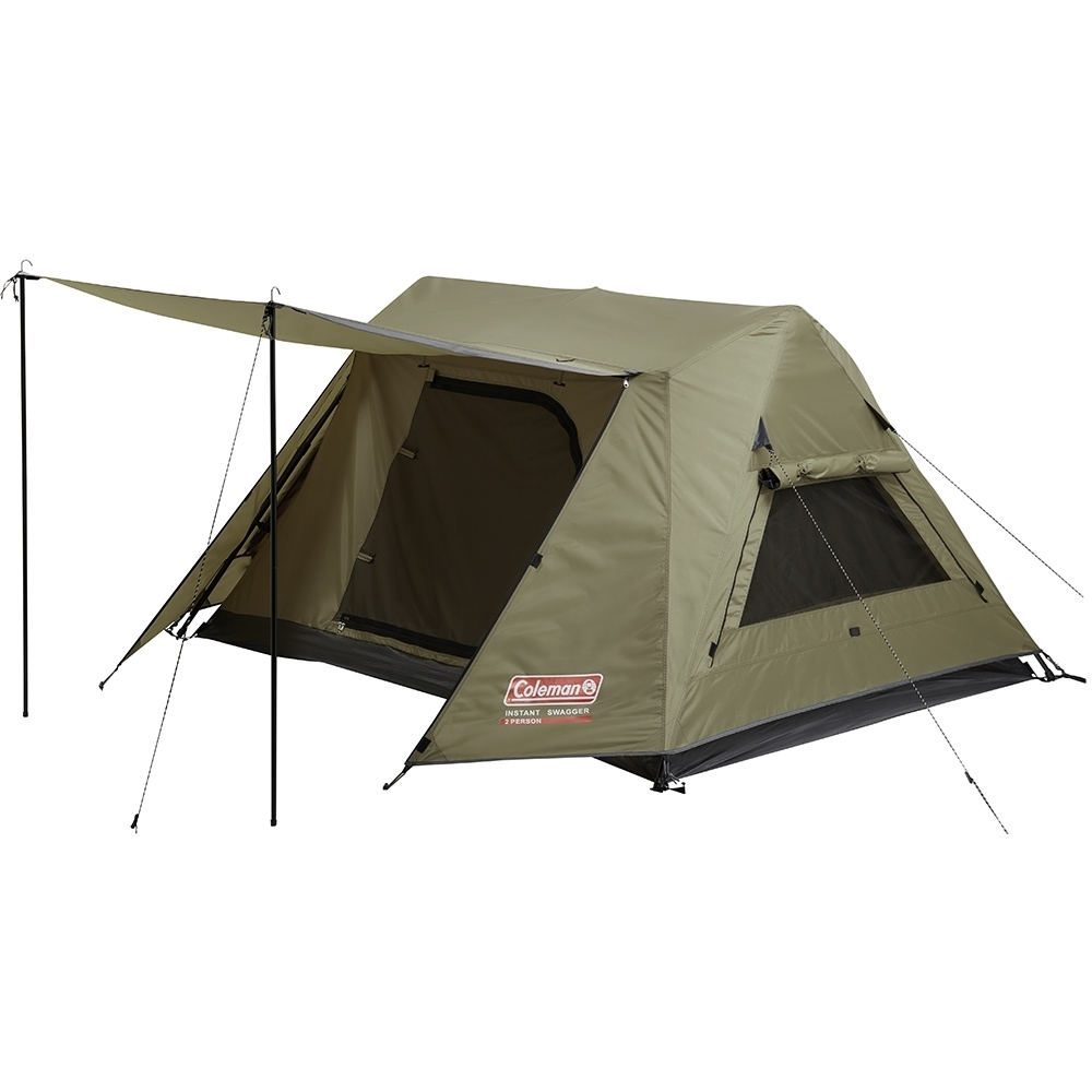 COLEMAN INSTANT SWAGGER 2P TENT CAMPING 2 PERSON | eBay